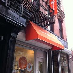 Photo taken at Organic Avenue by DebraT3 on 1/17/2013