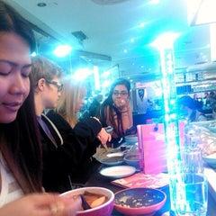 Photo taken at Sushi Masu by Jackie B. on 4/7/2014