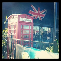 Photo taken at White Harte Pub by Geoff S. on 11/6/2012