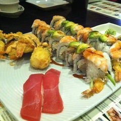 Photo taken at One Sushi Bar & Grill by Eva S. on 3/2/2013