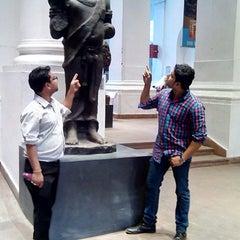 Photo taken at Indian Museum by Pradipto R. on 11/9/2014