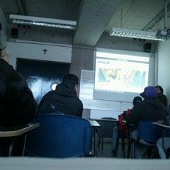 Photo taken at Duoc UC by Genaro V. on 10/22/2012