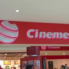 Photo taken at Cinemex by A. J. Z. on 6/30/2013