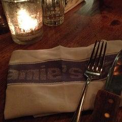 Photo taken at Jamie's Italian by Jennifer A. on 10/19/2012
