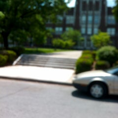 Photo taken at DuPont Manual High School by Thurman D. on 5/9/2013