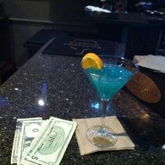 Photo taken at Bigg Blue Martini by Romel Q. on 11/13/2012