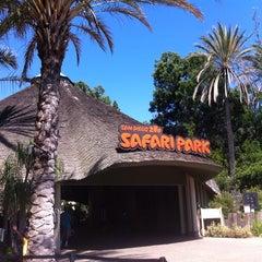 Photo taken at San Diego Zoo Safari Park by littleneek on 7/27/2013