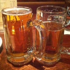 Photo taken at Hops Grill and Brewery by David S. on 9/8/2013