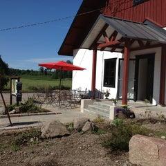 Photo taken at Bosgårdin Kartano by Josefine J. on 7/15/2013