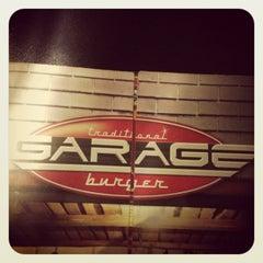 Photo taken at Garage Burger by Roberta N. on 12/18/2012