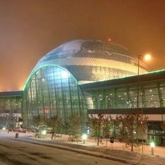 Photo taken at Astana International Airport (TSE) by Thorsten E. on 1/22/2013