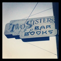 Photo taken at Two Sisters Bar & Books by Kyle M. on 10/5/2012
