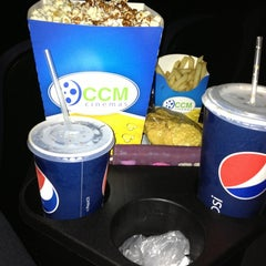 Photo taken at CCM Cinemas by Melii R. on 2/26/2013
