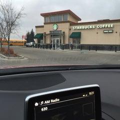 Photo taken at Starbucks by Don N. on 11/9/2015