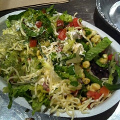 Photo taken at Chipotle Mexican Grill by Gena on 3/15/2013