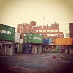 Photo taken at Dekalb Market by UPD0WNACR0SS on 10/6/2012