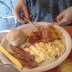 Photo taken at Barking Dog Luncheonette by Jennifer P. on 10/19/2012