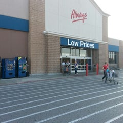 Photo taken at Walmart Supercenter by Paul D. on 10/21/2012