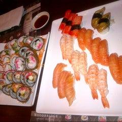 Photo taken at Kanda Sushi Bar by Mona A. on 1/10/2013