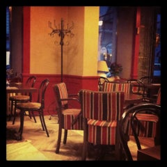 Photo taken at Café Colore by Physco on 12/6/2012
