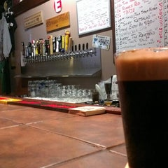Photo taken at Exit 6 Pub and Brewery by Blake H. on 4/9/2013