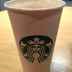 Photo taken at Starbucks by Natasha S. on 1/5/2013