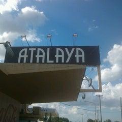 Photo taken at Parador Atalaya by Kristin P. on 1/13/2013