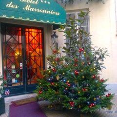 Photo prise au Hôtel des Marronniers par Hôtel des Marronniers le12/31/2013