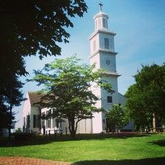 Photo taken at St. John's Church by Thomas Z. on 6/1/2014