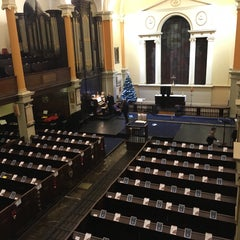 Photo taken at St Paul's Church by Clare E. on 12/18/2015