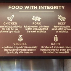 Photo taken at Chipotle Mexican Grill by Timothy K. on 12/28/2012