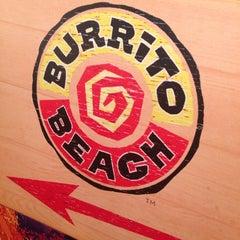 Photo taken at Burrito Beach by Mark C. on 12/1/2014