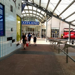 Photo taken at Eastland Shopping Centre by Nick B. on 2/8/2013