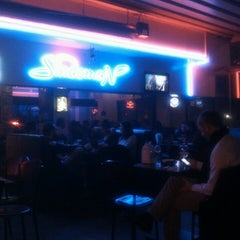Photo taken at Sindoman Bar by Aydın B. on 2/23/2013