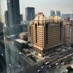 Photo taken at 北京嘉里大酒店 Kerry Hotel by Jon C. on 9/21/2015