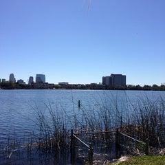 Photo taken at Gaston Edwards Park by Leah B. on 2/15/2014