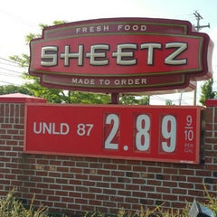 Photo taken at Sheetz by Marcus on 7/24/2015