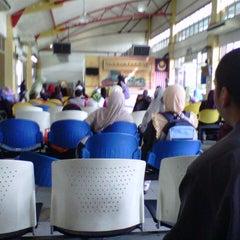 Photo taken at Hentian Duta Bus Terminal by Putera J. on 10/24/2012