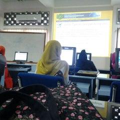 Photo taken at Gedung AR Fachruddin B by Maulela A. on 11/22/2012