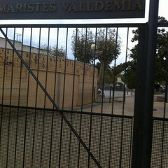 Photo taken at Maristes Valldemia by Olga on 11/10/2012
