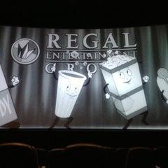 Photo taken at Regal Cinemas Westview 16 & IMAX by Jeff D. on 2/8/2013