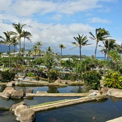 Photo taken at The Point At Poipu by Anna V. on 5/11/2013