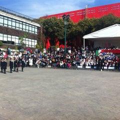 Photo taken at Delegación Cuajimalpa by Delegación C. on 1/19/2013