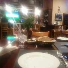 Photo taken at Vinhus Restaurant Lounge by Peter S. on 5/22/2014