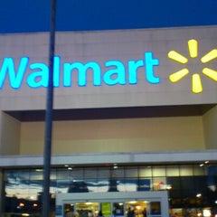 Photo taken at Walmart by Marco Aurelio M. on 12/23/2012