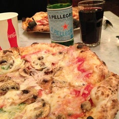 Photo taken at Punch Neapolitan Pizza by Alejandrina M. on 1/18/2013