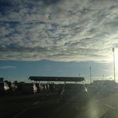 Photo taken at Pedágio CLN by Gilberto J. on 2/13/2013