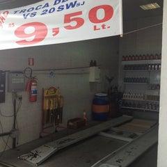 Photo taken at Auto Posto Vitoria by Marcio L. on 1/11/2013