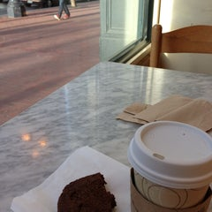 Photo taken at Andersen Bakery by John A. on 2/2/2013