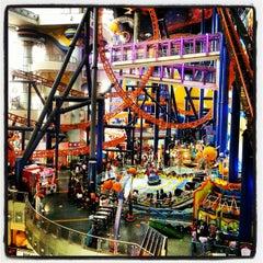 Photo taken at Berjaya Times Square Theme Park by Johnny Khoo C. on 2/13/2013